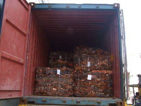 Non ferrous metals recycling London - Collection service available